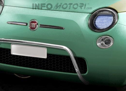 Fiat 500 Giardiniera / Giardinetta (SW) - Foto 3 di 13