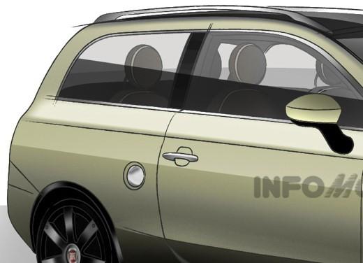 Fiat 500 Giardiniera / Giardinetta (SW) - Foto 10 di 13