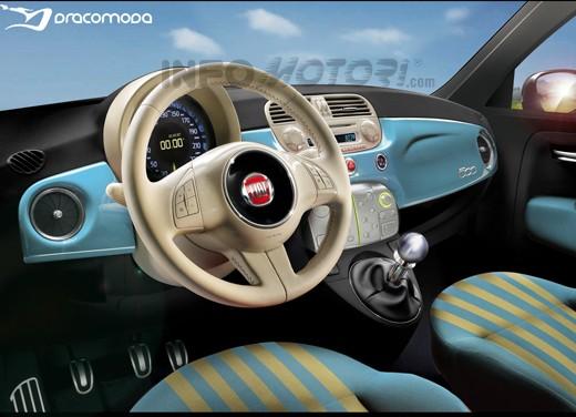 Fiat 500 Giardiniera / Giardinetta (SW) - Foto 8 di 13