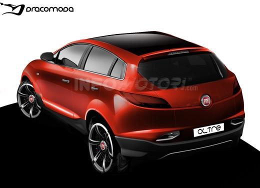 Fiat Oltre SUV (Bravo SUV) - Foto 4 di 7
