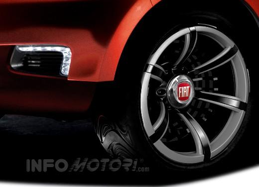 Fiat Oltre SUV (Bravo SUV) - Foto 5 di 7