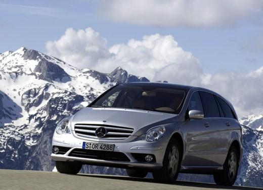 Ultimissima: Mercedes Classe R restyling - Foto 3 di 6