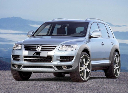 Ultimissima: Volkswagen Touareg by ABT - Foto 1 di 3
