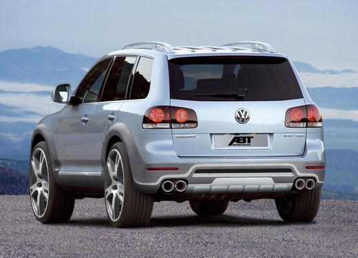 Ultimissima: Volkswagen Touareg by ABT - Foto 3 di 3