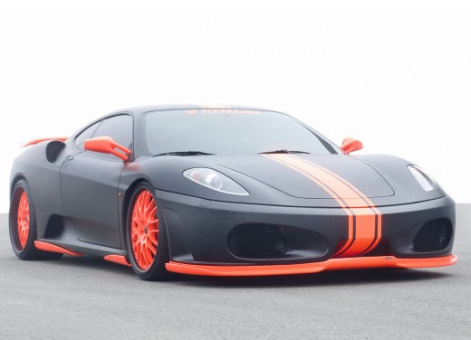 Ferrari F430 Black Miracle by Hamann - Foto 1 di 6