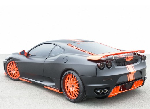 Ferrari F430 Black Miracle by Hamann - Foto 6 di 6