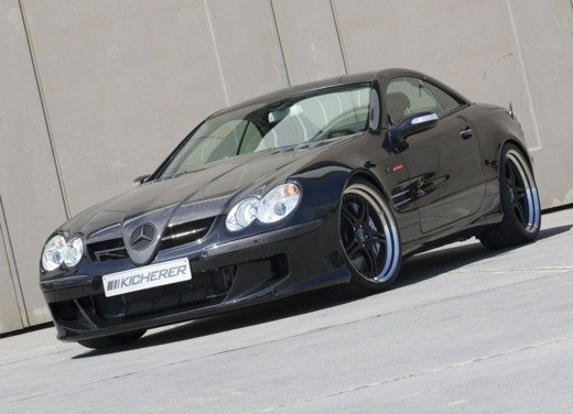 Ultimissime: Mercedes SL K60 Evo Black - Foto 1 di 13