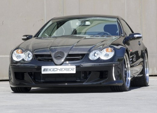 Ultimissime: Mercedes SL K60 Evo Black - Foto 4 di 13