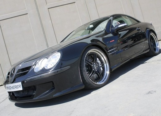 Ultimissime: Mercedes SL K60 Evo Black - Foto 6 di 13