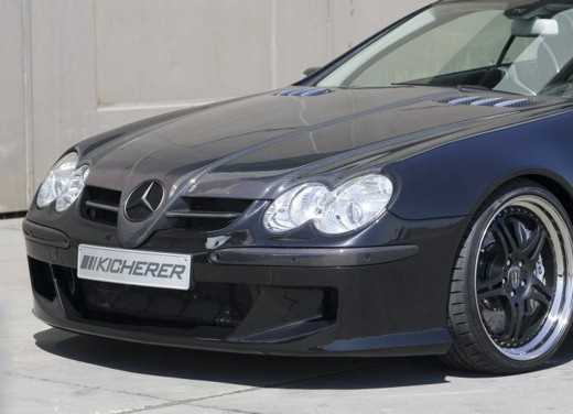 Ultimissime: Mercedes SL K60 Evo Black - Foto 13 di 13