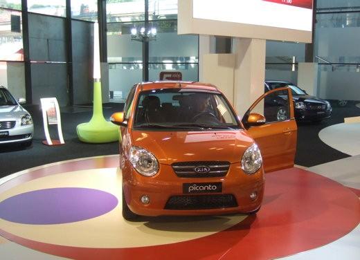 Kia al Salone di Barcellona 2007 - Foto 6 di 10