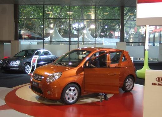Kia al Salone di Barcellona 2007 - Foto 8 di 10