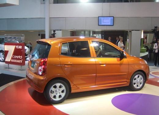 Kia al Salone di Barcellona 2007 - Foto 9 di 10