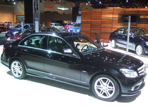 Mercedes al Salone di Barcellona 2007 - Foto 4 di 8