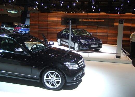 Mercedes al Salone di Barcellona 2007 - Foto 5 di 8