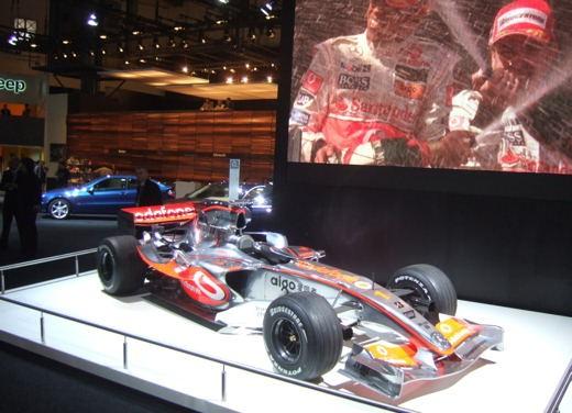 Mercedes al Salone di Barcellona 2007 - Foto 3 di 8