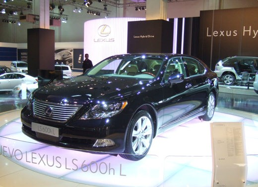 Lexus al Salone di Barcellona 2007 - Foto 1 di 10