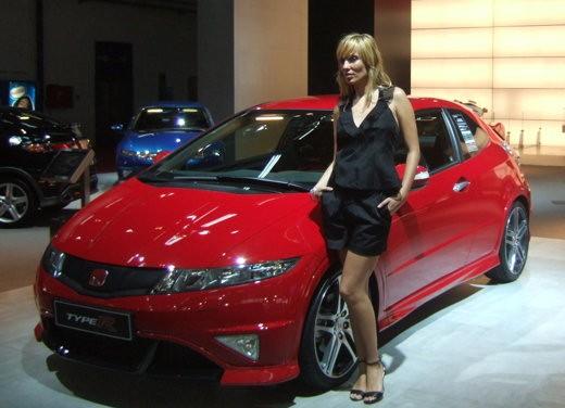 Honda al Salone di Barcellona 2007 - Foto 1 di 7