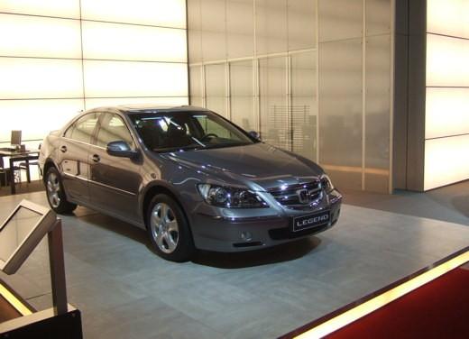 Honda al Salone di Barcellona 2007 - Foto 4 di 7