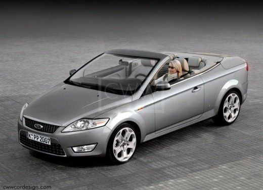 Ultimissime: Ford Mondeo Coupè Cabrio