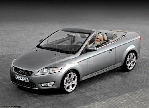 Ultimissime: Ford Mondeo Coupè Cabrio - Foto 1 di 4