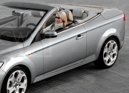 Ultimissime: Ford Mondeo Coupè Cabrio - Foto 3 di 4