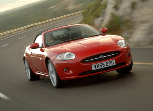 Ultimissima:Jaguar XK 3.5 V8 Convertibile