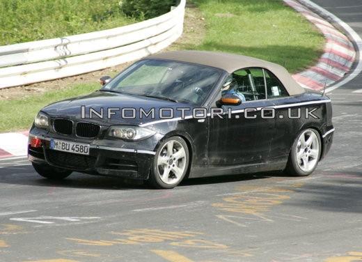 BMW Serie 1 Cabriolet - Foto 3 di 49
