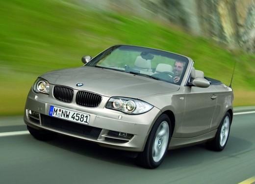 BMW Serie 1 Cabriolet - Foto 4 di 49