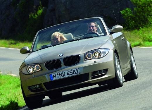 BMW Serie 1 Cabriolet - Foto 5 di 49