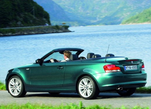 BMW Serie 1 Cabriolet - Foto 10 di 49