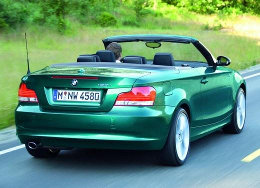 BMW Serie 1 Cabriolet - Foto 12 di 49