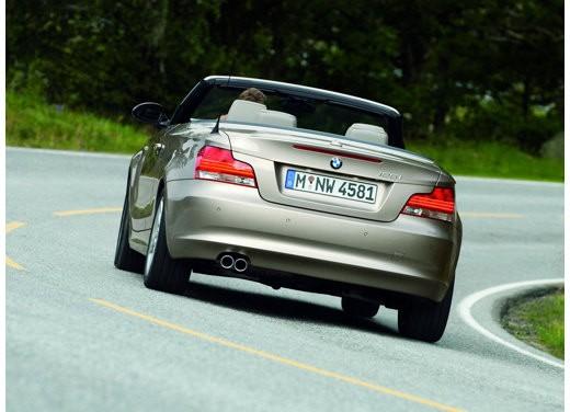 BMW Serie 1 Cabriolet - Foto 14 di 49