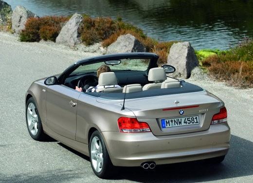 BMW Serie 1 Cabriolet - Foto 15 di 49
