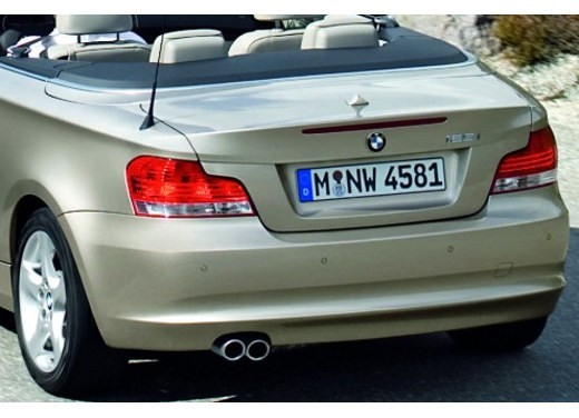 BMW Serie 1 Cabriolet - Foto 16 di 49