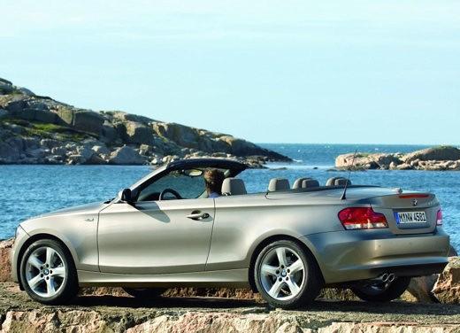 BMW Serie 1 Cabriolet - Foto 17 di 49