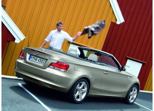 BMW Serie 1 Cabriolet - Foto 19 di 49