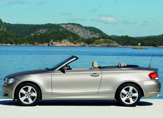 BMW Serie 1 Cabriolet - Foto 29 di 49