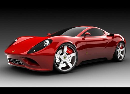 Ultimissima: Ferrari Dino by Ugur Sahir - Foto 2 di 11