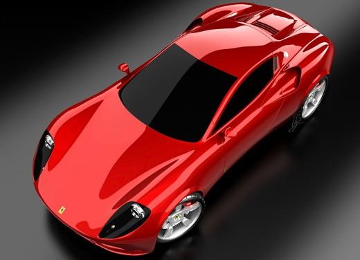 Ultimissima: Ferrari Dino by Ugur Sahir - Foto 3 di 11