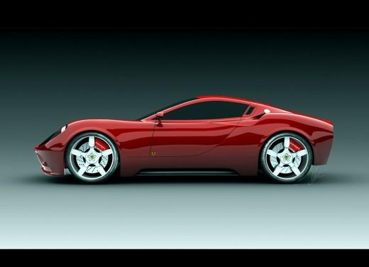 Ultimissima: Ferrari Dino by Ugur Sahir - Foto 4 di 11
