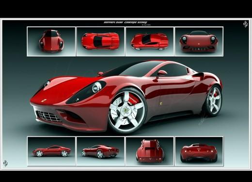 Ultimissima: Ferrari Dino by Ugur Sahir - Foto 5 di 11