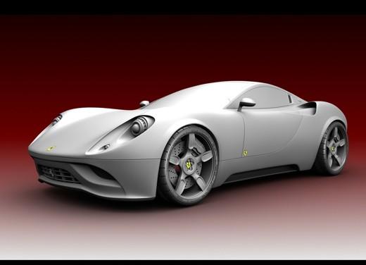 Ultimissima: Ferrari Dino by Ugur Sahir - Foto 8 di 11