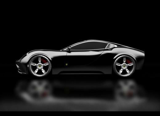 Ultimissima: Ferrari Dino by Ugur Sahir - Foto 9 di 11