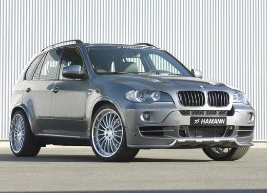 BMW X5 by Hamann, il SUV tedesco si veste sportivo - Foto 2 di 8