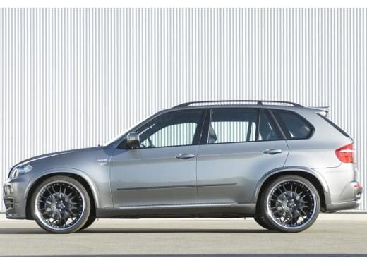BMW X5 by Hamann, il SUV tedesco si veste sportivo - Foto 3 di 8