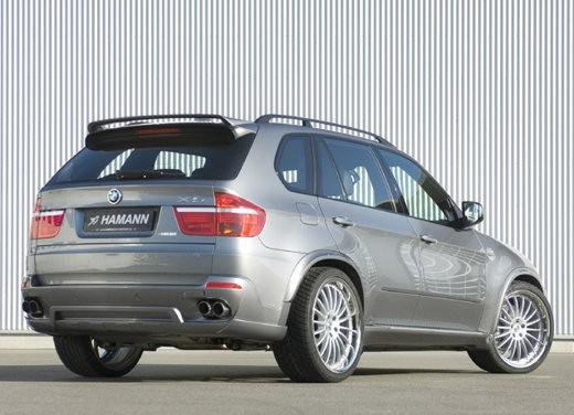 BMW X5 by Hamann, il SUV tedesco si veste sportivo - Foto 7 di 8