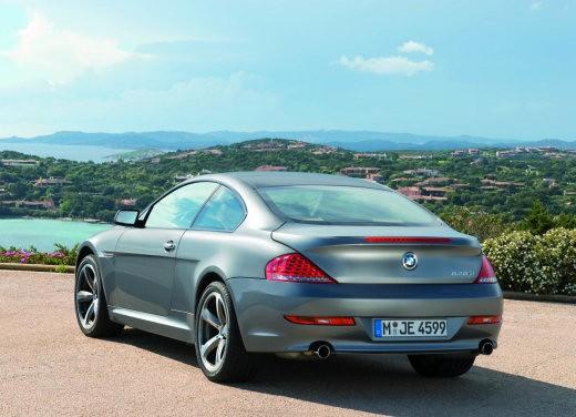 BMW Serie 6 facelift - Foto 5 di 15