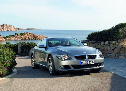 BMW Serie 6 facelift - Foto 3 di 15