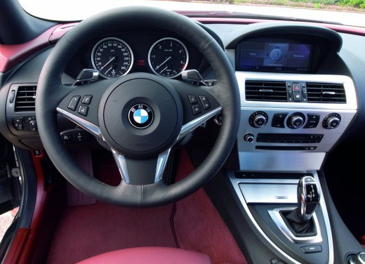 BMW Serie 6 facelift - Foto 7 di 15